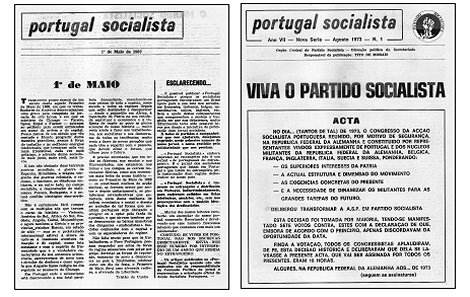 Portugal Socialista nº1 da ASP e nº 1 do PS