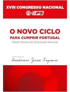 O Novo Ciclo - António José Seguro