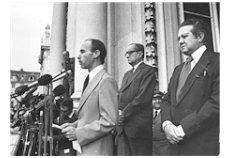 Aquilino Ribeiro Machado, Mário Soares, Vasco da Gama Fernandes