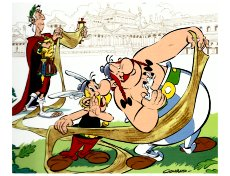 Asterix Papiro