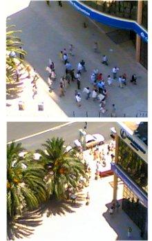 Campanha em Lisboa