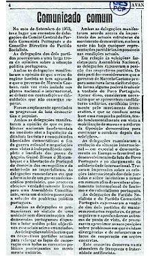 Raimundo Narciso - Avante 1973