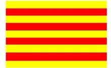 bandeira Catalunha