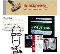 Bloguítica e Delito de Opinião