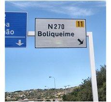 Direcção Boliqueime