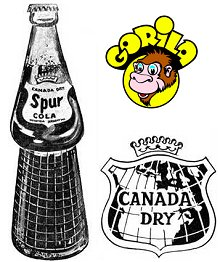 Antes do 25/4 a Coca-cola era Spur-Cola da Canada Dry