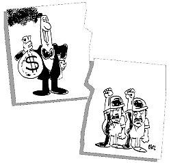 capital e proletariado