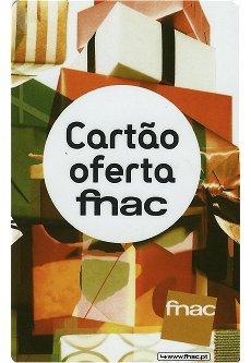 Cartão Oferta FNAC