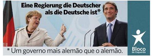 Cartaz BE Merkel Coelho