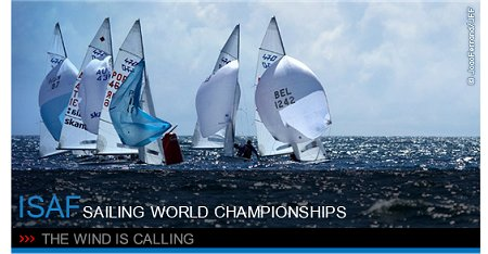 Sailing World Championships - Cascais and Portugal Vela 2007