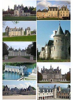 Châteaux de la Sologne