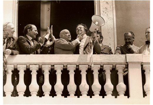 Palma Inácio, Maria Barroso, Tito de Morais