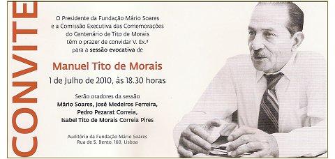 Convite FMS