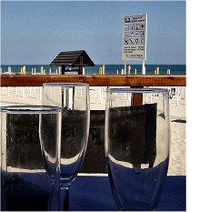 Esplanada praia
