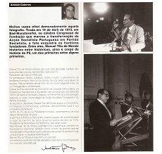 António Guterres - Portugal Socialista nº214