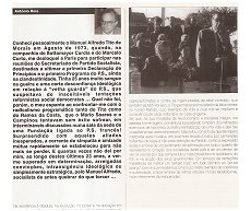 António Reis - Portugal Socialista nº214