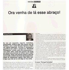 Antunes Ferreira - Portugal Socialista nº214