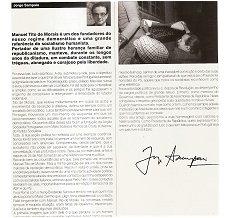 Jorge Sampaio - Portugal Socialista nº218