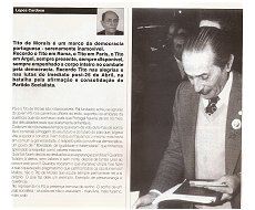 Lopes Cardoso - Portugal Socialista nº214
