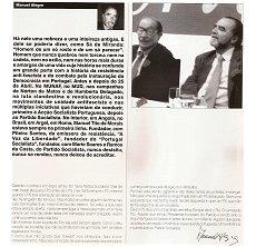 Manuel Alegre - Portugal Socialista nº214