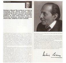 Mário Soares - Portugal Socialista nº214