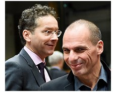 Dijsselbloem Varoufakis