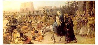 Fuga Egipto