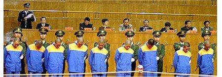 Execuções China