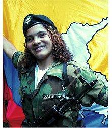 guerrilheira FARC