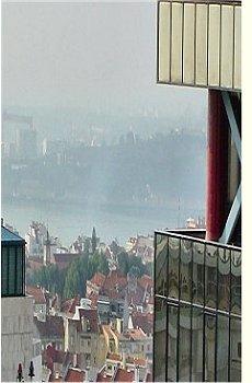 Lisboa Amoreiras Tejo