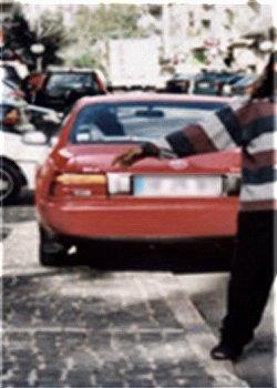 Arrumador carros