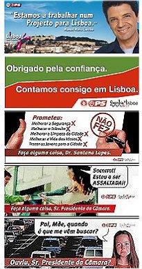 Cartazes 2004/5