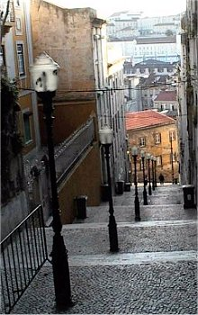 Escadinhas Lisboa