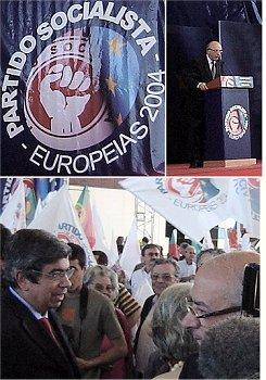 Comício Europa 2004