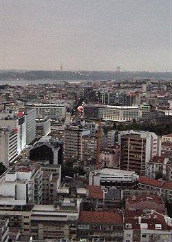 Lisboa fim tarde