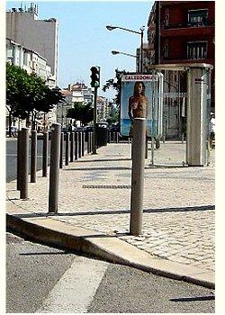 Lisboa - pilaretes
