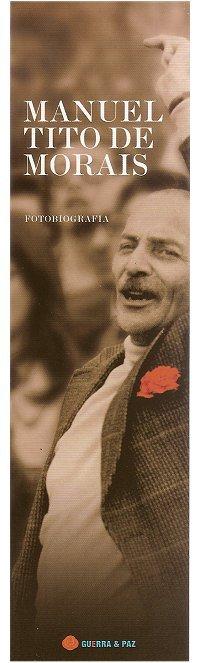 Marcador Fotobiografia de Tito de Morais