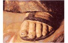 Pé de Franciscano