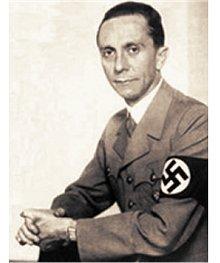 Ministro da Propaganda do III Reich