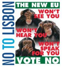 No to Lisbon