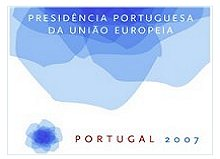 Símbolo da Presidência portuguesa da UE 2007
