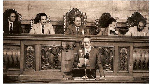 Tito de Morais -Presidente da Assembleia da República