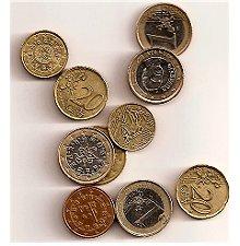 Moedas Euro