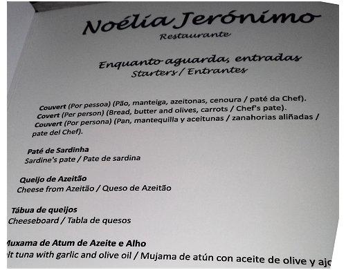 Noélia Jerónimo