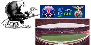 Paris Saint Germain Sport Lisboa Benfica