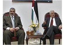 responsáveis palestianos
