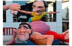 Coelho Portas Carnaval Torres 2012