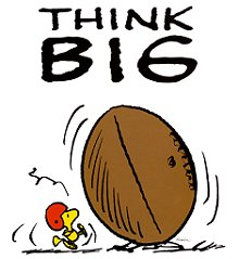 Peanuts - Think Big