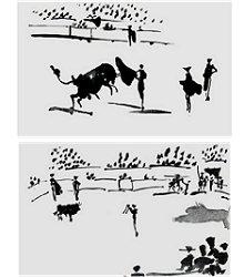 Picasso - Touradas