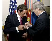 Portas Rumsfeld